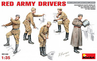 Red Army Drivers, 1:35