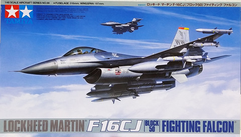Lockheed Martin F-16CJ Block 50 Fighting Falcon, 1:48