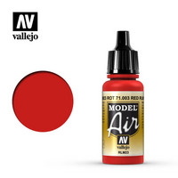 Red RLM23, Model Air 17ml