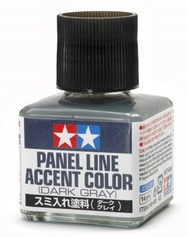 Panel Accent Color Dark Grey 40ml