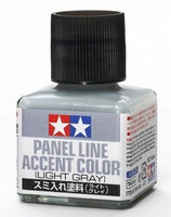 Panel Accent Color Light Gray 40ml