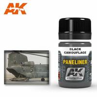 Paneliner Black Camouflage (enamel) 35ml