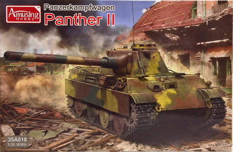 Panther II, 1:35