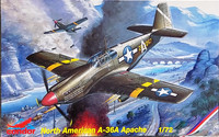 North American A-36A Apache, 1:72