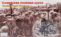 Soviet Field Kitchen, 1:35