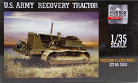U.S. Army Recovery Tractor, 1:35