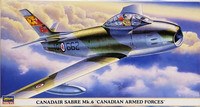 Canadair Sabre Mk.6 Canadian Armed Forces, 1:48
