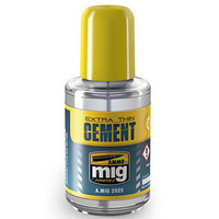 Extra Thin Cement 30ml