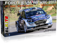 Ford Fiesta WRC (Tänak), 1:24 (pidemmällä toimitusajalla)