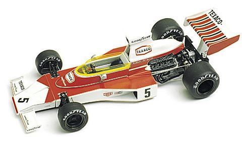 McLaren M23 World Champion 1974, 1:43 (pidemmällä toimitusajalla)