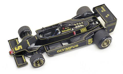 Lotus Ford 79 World Champion 1978, 1:43 (pidemmällä toimitusajalla)