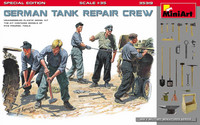 German Tank Repair Crew (Special Edition), 1:35 (pidemmällä toimitusajalla)