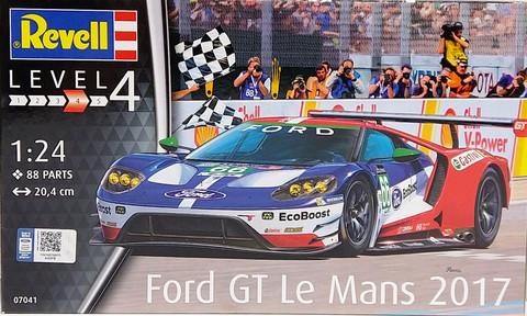 Ford GT Le Mans 2017, 1:24 (pidemmällä toimitusajalla)