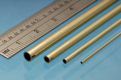Messinkiputki 1,0mm x 0,3mm x 305mm (4kpl)