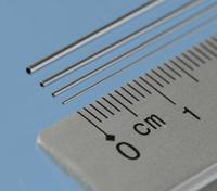 Alumiiniputki 0,4mm x 0,2mm x 305mm (3kpl)