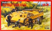 German Tank Crew 1943-1945, 1:35