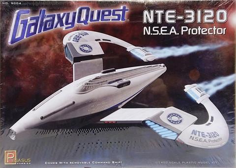Galaxy Quest, NTE-3120 N.S.E.A. Protector, 1:400