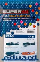 F6F-5, 1:144 (pidemmällä toimitusajalla)