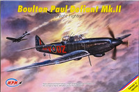 Boulton Paul Defiant Mk.II Night Fighter, 1:72