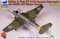 Blohm & Voss BV P.178, 1:72 (pidemmällä toimitusajalla)