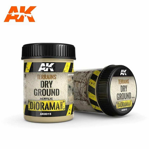 Terrains, Dry Ground 250ml