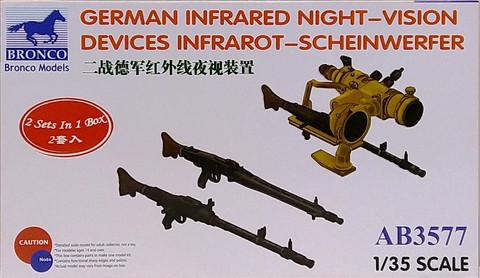 German Infrared Night Vision Devices, 1:35 (pidemmällä toimitusajalla)