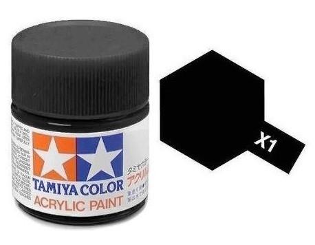 X-1 Black 23ml