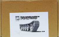 Workable Tracklink for T-54/55/62/72 RMsh (late), 1:35