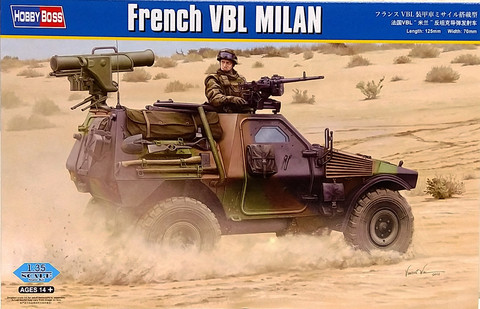 French VBL MILAN, 1:35