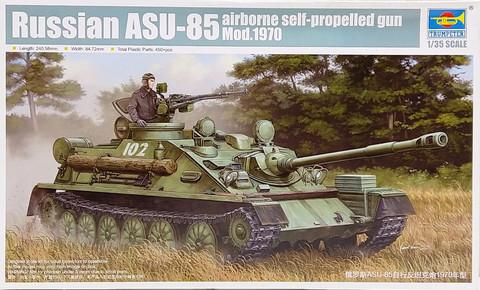 Russian ASU-85 mod. 1970, 1:35