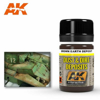 Brown Earth Deposit 35ml