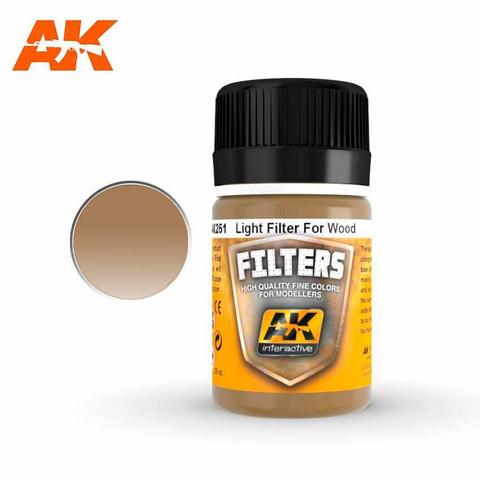 Enamel Filter Light Wood / Ocher Sand 35ml