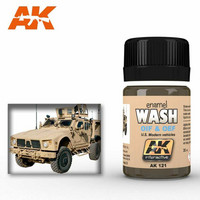 Enamel Wash OIF & OEF U.S. Modern Vehicles 35ml