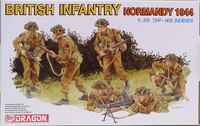 British Infantry (Normandy 1944), 1:35