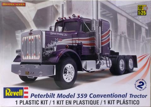 Peterbilt Model 359 Conventional Tractor, 1:25 (pidemmällä toimitusajalla)