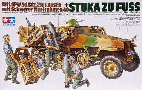 Mt I.SPW. Sd.Kfz.251/1 Ausf.D