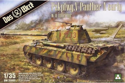 Panther A Early, 1:35 (pidemmällä toimitusajalla)