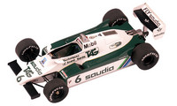 Williams Ford FW08 Switzerland GP 1982, 1:43