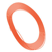 Red Cable (0,5mm) 2m
