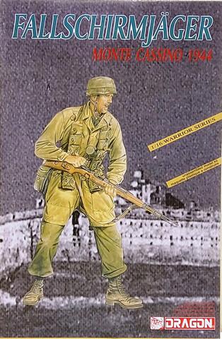 Fallschirmjäger (Monte Cassino 1944), 1:16
