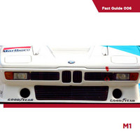 Fast Guide, BMW M1