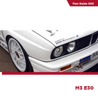 Fast Guide, BMW M3 E30