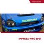 Fast Guide, Subaru Impreza WRC 2001