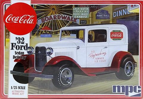 Ford Sedan Delivery '32 Coca Cola, 1:25 (pidemmällä toimitusajalla)