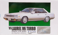 Nissan Laurel V6 Turbo '85, 1:24