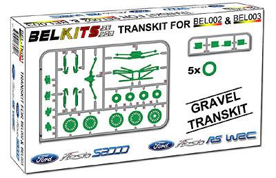 Transkit gravel, Ford Fiesta WRC / S2000