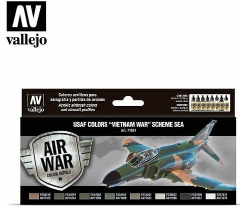 USAF Colors