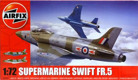 Supermarine Swift FR.5, 1:72