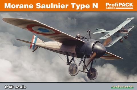 Morane Saulnier Type N ProfiPACK, 1:48 (pidemmällä toimitusajalla)