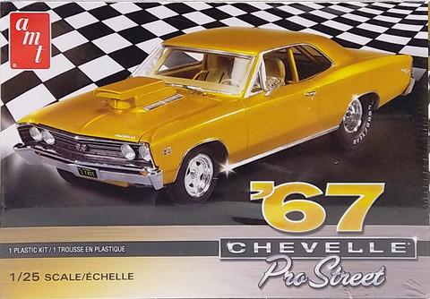 Chevrolet Chevelle Pro Street '67, 1:25